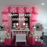 ursas marrom e rosa