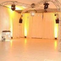 Salão Social para até 200 convidados.