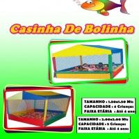 CASINHA DE BOLINHA