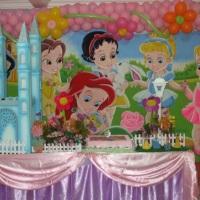 Infantil-Princesas baby