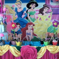 Infantil-Princesas