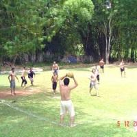 Chácara Altamira - campo de futebol