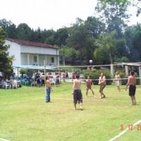Chácara Altamira - campo de vôlei