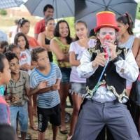 Palhaço Bochecha - Show de Mágica e Palhaçada.