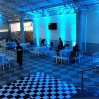 Iluminação Decorativa - Azul
