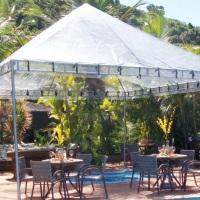 Tenda Cristal 6,00 x 6,00 = 36 m²