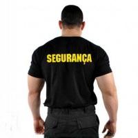 Seguranças e apoio
