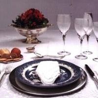 Serviço de Jantar a Inglesa