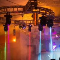 Iluminação de DANCING, grid