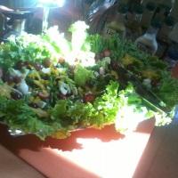Saladas mix