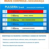 Pulseiras Hospitalares
