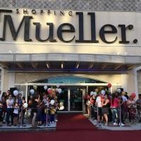 Chegada do Papai Noel Mueller