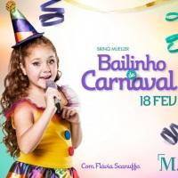 Bailinho de Carnaval Shopping Mueller