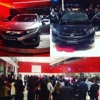 Coquetel de Lançamento Honda New Civic