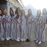 Promotoras no Racing Festival
