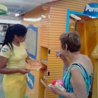 PDV em Supermercado