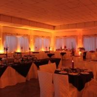 Iluminação sênica restaurante Kalu