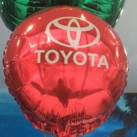 balões personalizados p empresas