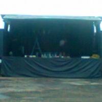 carreta- palco