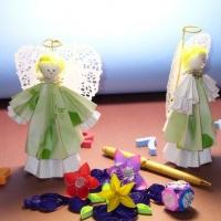 boneca - anjo