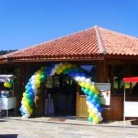 Festa infantil e Barraquinhas