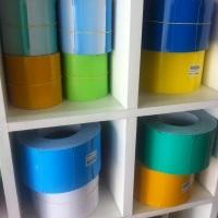 Pulseiras em PVC: Tamanhos: 27,6cm x 1,9cm