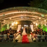 Casamento - Cobertura 10x20m - Gravathaí Center