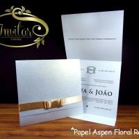 INV.44 - PAPEL ASPEN RELEVO FLORAL