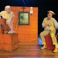 AS AVENTURAS DE PEDRO MALASARTES - Premiado no Festival de Culturas Populares Tradicionais de SBC 20