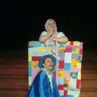 RAPUNZEL - Espetáculo infantil com magia de cores, sons e adereços.
