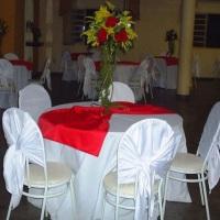 Toalhas para mesas 06 lugares - cetim