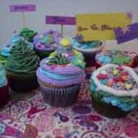 cupcakes da criançada