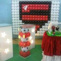 Festa Futebol/Flamengo. Escolha seu time