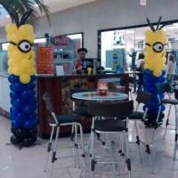 Decoração com balões para empresas