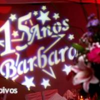 15 anos de Bárbara Silva