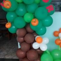 Arvore de balões