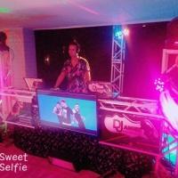som iluminação, DJ E VJ tocando com videos clipes e tv de 42, orçamentos zap (81) 99701-2082