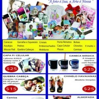 preços novos em www.facebook.com/jlartpersonalizados