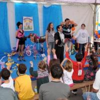 Show fabrica NATHOR - Bicicletas Infantis, Blumenal SC
