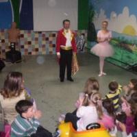 O  mágico e a bailarina