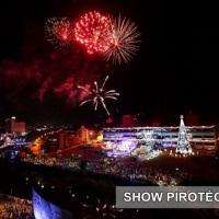 Show Pirotécnico - Reveillon