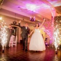 Fogos Indoor - Casamento