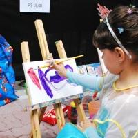 Oficinas Criativas, são ótimas atividades para o desenvolvimento dos pequenos.