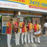 Banda de Inauguração (98809-5434)