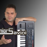 Junior Savini - Cantor e Tecladista l Banda l Teclado l Casamento l Banda animada com Repertório Ecl