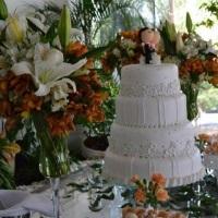 Fotos com decoração floral