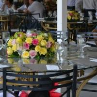 Decoração floral personalizada