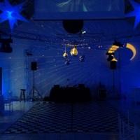 Dj, som e iluminação Luz decorativa Telão e VDJ