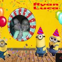 Festa 8 anos Ryan.