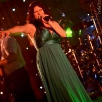 Andréa Perez vocalista da Banda kauana